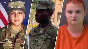 Woman Pleads 'Not Guilty' to Charges in Texas Soldier's Death ...