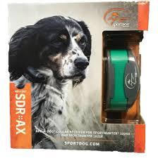 Sportdog Extra Add A Dog Collar Sdr Ax For Sd 1825x Sd 1275e Sd 1225x