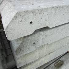 Recessed Concrete Fencing Concrete Posts Free Delivery Available Bs12839