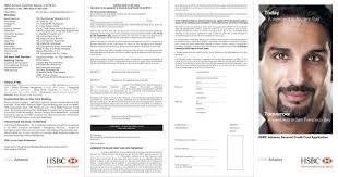 hsbc advance secure visa platinum