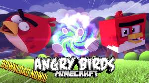 Angry Birds Minecraft The Game !!?!?! [ +Free Download ] ( Angry ...