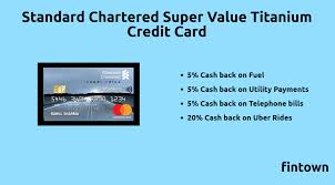 standard chartered bank credit card payment