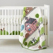 baby bedding farm animal crib bedding