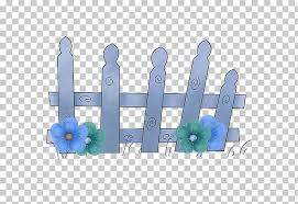 Color Fence Garden Wood Blue Fence Png Clipart Free Cliparts Uihere