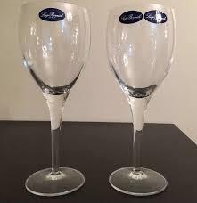 luigi bormioli sparkx wine glasses