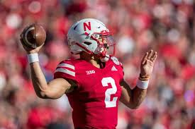 Record-breaking Martinez shines in freshman year at Nebraska ...