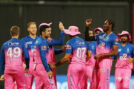 IPL 13 Team Standings After CSK vs RR Match