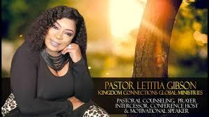 Faith -Pastor Letitia Gibson Kingdom Connections Global - YouTube