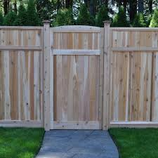 Signature Development 3 Ft X 6 Ft Western Red Cedar Arch Top Solid Lattice Fence Gate 36x70x1 5asdgat The Home Depot
