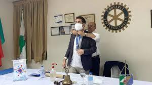 José Abel Rodrigues é o novo presidente do Rotary Clube de Amarante –  Expresso de Amarante