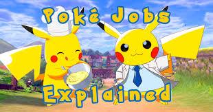 Pokémon Sword & Shield: What Are Poké Jobs And How Do You Complete ...
