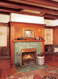 the history of the fireplace old