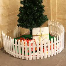 White Plastic Picket Fence Miniature Home Garden Christmas Xmas Tree Wedding Party Decoration D18110903 Christmas Decorations For Kids Christmas Decorations For Sale From Mingjing01 13 92 Dhgate Com