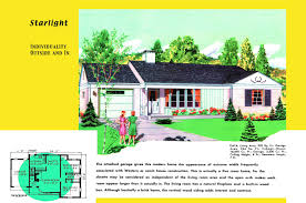 1950s house plans for por ranch homes