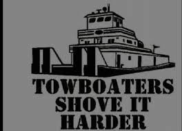 Pin By Karen Dontigney On A Towboaters Wife Tug Boats Boat Stickers Tow Boat