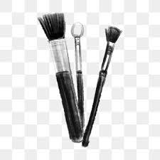 makeup brush png vector psd and