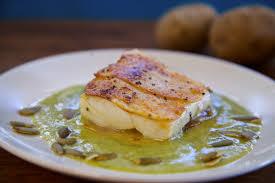 Potato Crusted Alaskan Cod In Spicy ...