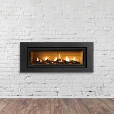 why get a linear fireplace how a
