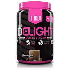 fitmiss delight protein powder healthy