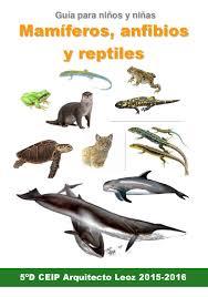 Resultado de imagen de De reptoles a mamíferos
