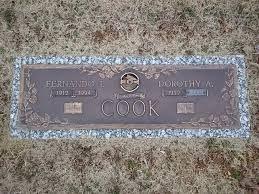 Fernando Ira Cook (1912-1994) - Find A Grave Memorial