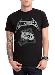 metallica no life til leather t shirt