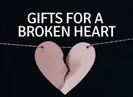 gift ideas for a friend with a broken heart