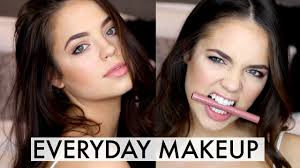 my everyday makeup routine 2016