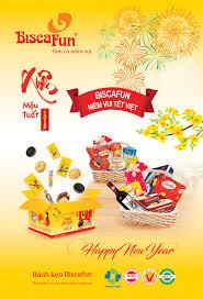 Bánh kẹo Biscafun ra mắt nhiều sản phẩm mới cho mùa tết | Tài chính - Kinh  doanh