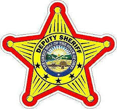 Ohio State Deputy Sheriff Police Reflective Or Matte Vinyl Decal Car Sticker Ebay