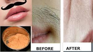 diy remove unwanted hairs naturally at