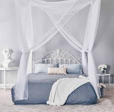 190x210x240cm estilo europeu 4 canto pós cama dossel mosquiteiro ...