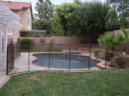 Benefits Of Mesh Pool Fences Childguard Industries