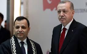 Anayasa Mahkemesi Başkanı Zühtü Arslan'dan 'kuvvetler ayrılığı' vurgusu! -  Internet Haber