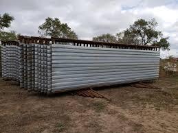 Supersteel Windbreak Panel Dickinson Nd