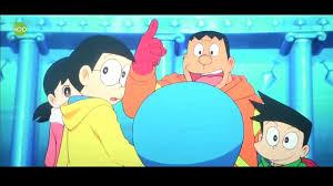 oraemon - Nobita và chuyến thám hiểm nam cực kachi cochi