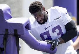 Vikings tackles Shamar Stephen and Linval Joseph create a 638-pound barrier    Star Tribune
