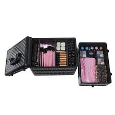 cosmetic storage organiser case vanity