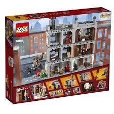 LEGO Marvel Super Heroes Avengers: Infinity War Sanctum Sanctorum ...