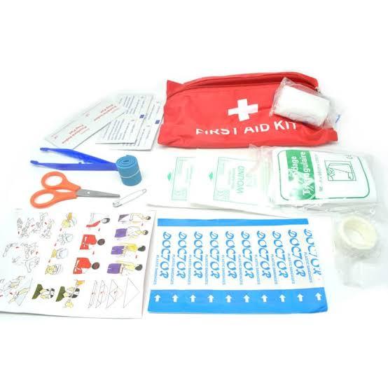 Kotak P3k dan Obat