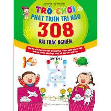 Sách Combo Sách Trò Chơi Phát Triển Trí Não Cho Bé (Bộ 6c), giá ...