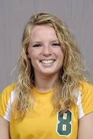 Mattie Johnson - 2009 - Women's Volleyball - NDSU