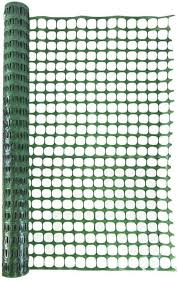 Boen Temporary Fencing Mesh Snow Fence 4 Ft X 100 Ft Green Plastic Safety Garden Netting Above Ground Barrier For Deer Kids Swimming Pool Silt Lawn Rabbits Poultry Dogs Garden