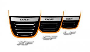 daf trucks line up design story page