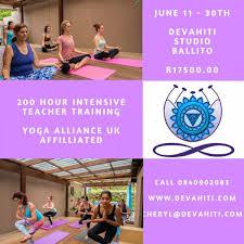 200 hour intensive yoga alliance uk