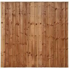 Closeboard Fence Panel 6 X 6