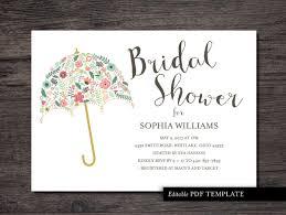 26 bridal shower invitation templates