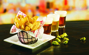 red robin launches hop salt fries