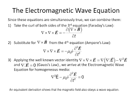 em wave equation derivation tessshlo