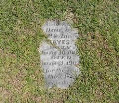 Annie Ada Hayes (1903-1904) - Find A Grave Memorial
